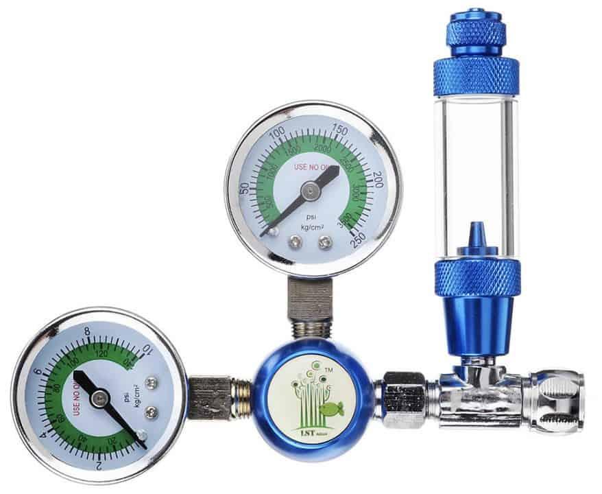 Regolatore di pressione CO2