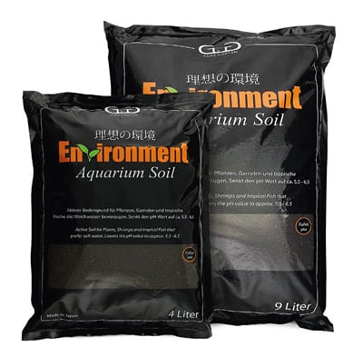 Environment Aquarium Soil