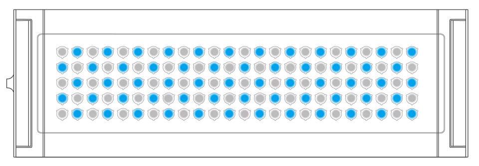 Configurazione Led