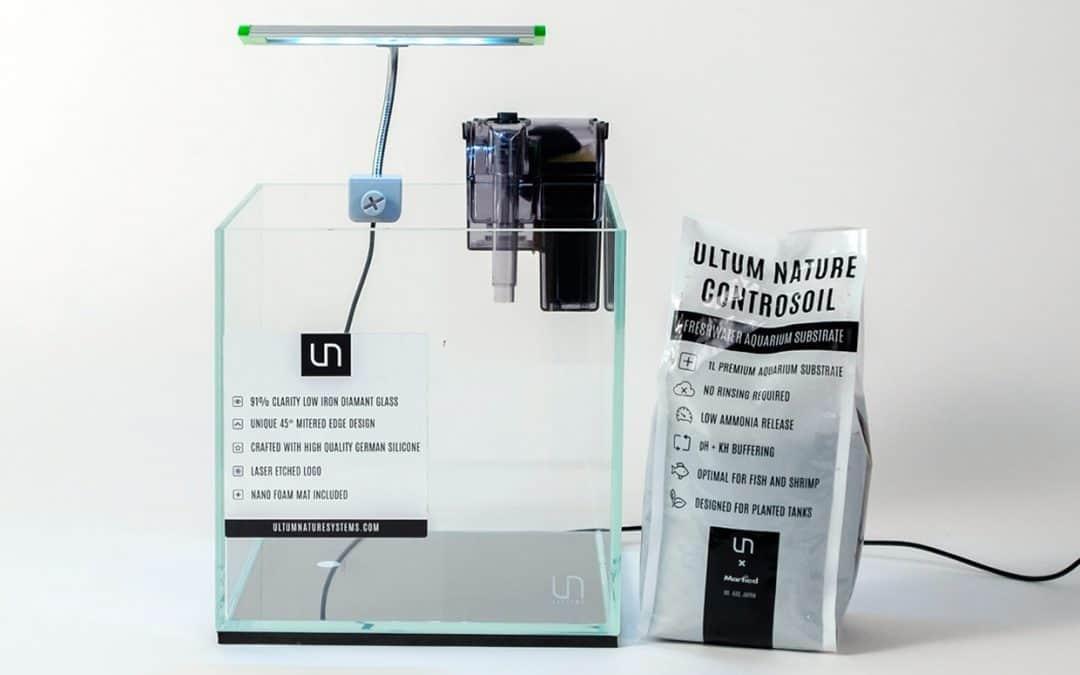 Acquario nano cube