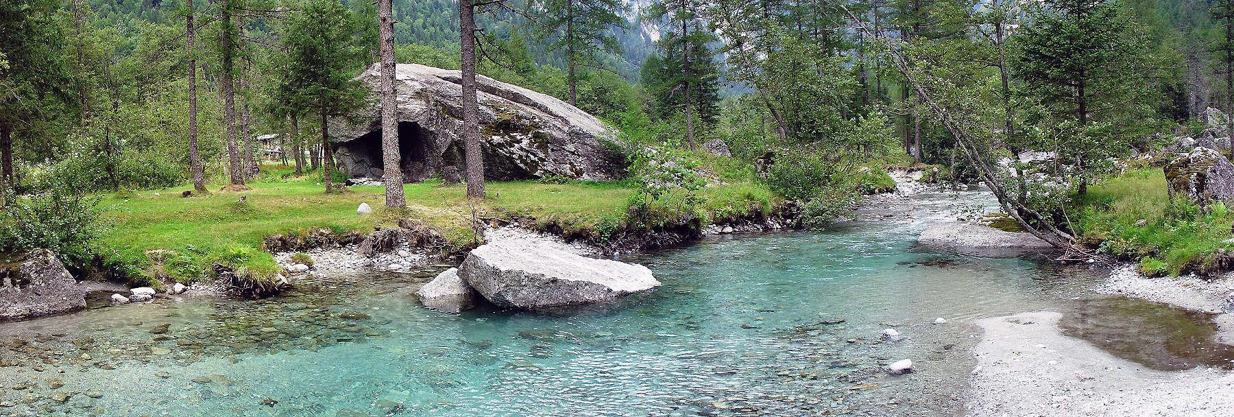 Acquario biotopo