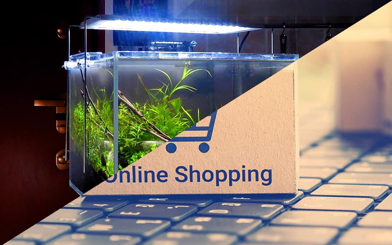 Vendita online acquari e accessori
