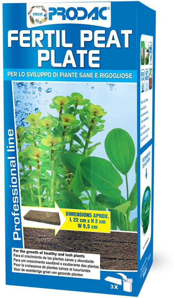 Prodac Fertil Peat Plates