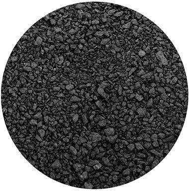 Fondo per acquario: Fluorite Black